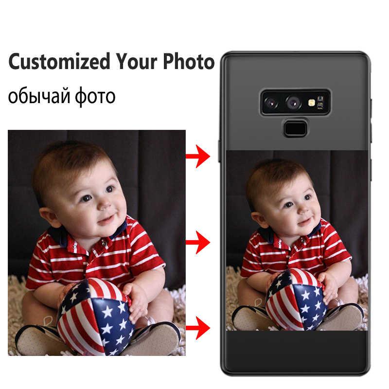 جراب هاتف مصنوع خصيصًا لهاتف هواوي Y5 Y7 Y6 Y9 Prime 2018 2019 Nova 3 4 5 i Mate 9 10 20 Lite Pro X غطاء مخصص