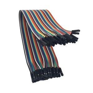 Raspberry Pi 3 Gpio кабель Dupont кабель 40 шт./лот 20/30 см кабель Dupont Женский Джемпер провода для Raspberry Pi 3B +