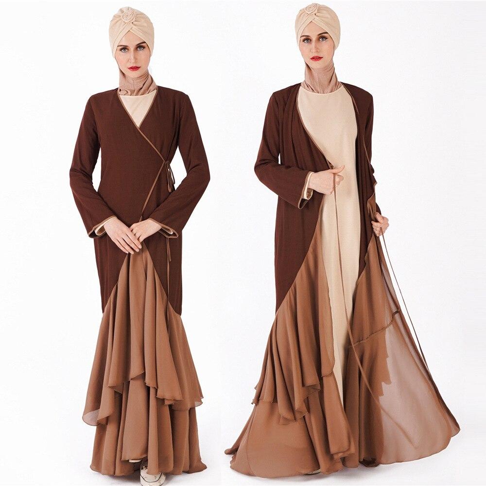 Duoupa 2019 high end Новые модели взрыва открытым cut платье