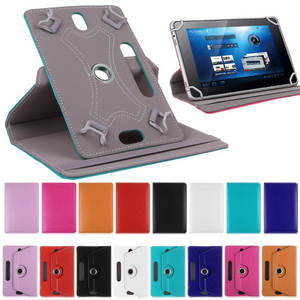 Case Rotating-Tablet Alcatel Universal Pixi Cover PU for One-Touch/onetouch A3/POP 4/3t-1t
