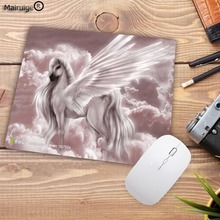 Mairuige Animal waterproof horse Small  Mouse pad PC Computer mat Size for 22X18CM Gaming Mousepads Big promotion For Russia