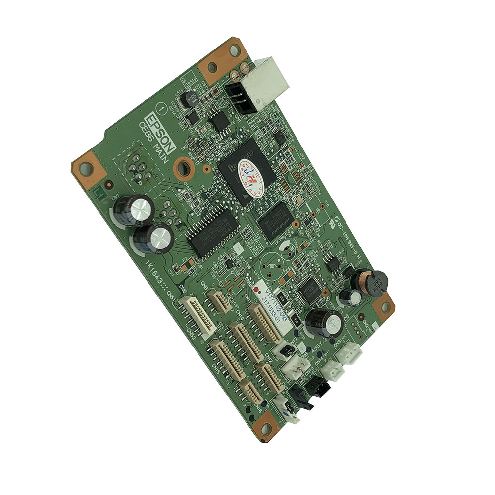 US $40 79 20% OFF|Motherboard For Epson L805 Printer Board logic Main Board  MainBoard-in Printer Parts from Computer & Office on Aliexpress com |