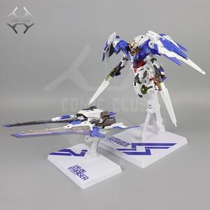 Image 5 - Komiks klub w magazynie Metalgearmodels metalowa budowa MB Gundam OO raiser XN OOR XN trans am System kolor figurka