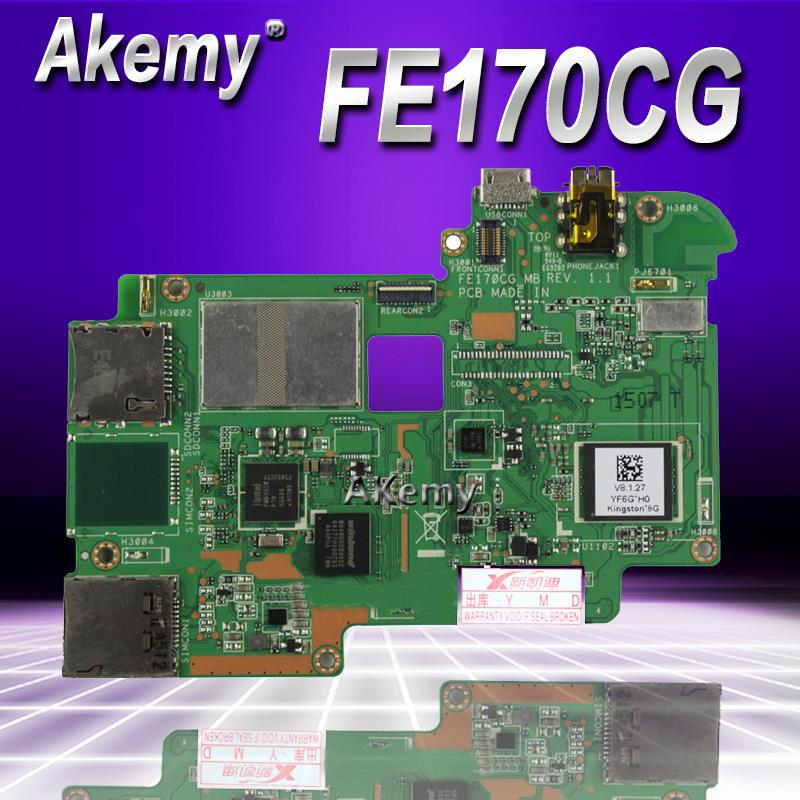 Akemy FE170CG Tablet motherboard for ASUS ME70C Test original mainboard 8GAkemy FE170CG Tablet motherboard for ASUS ME70C Test original mainboard 8G