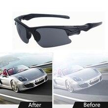 Очки для вождения автомобиля, очки ночного видения, солнцезащитные очки для Ford Focus 2 1 Fiesta Mondeo 4 3 Transit Fusion Ranger Mustang KA S-max