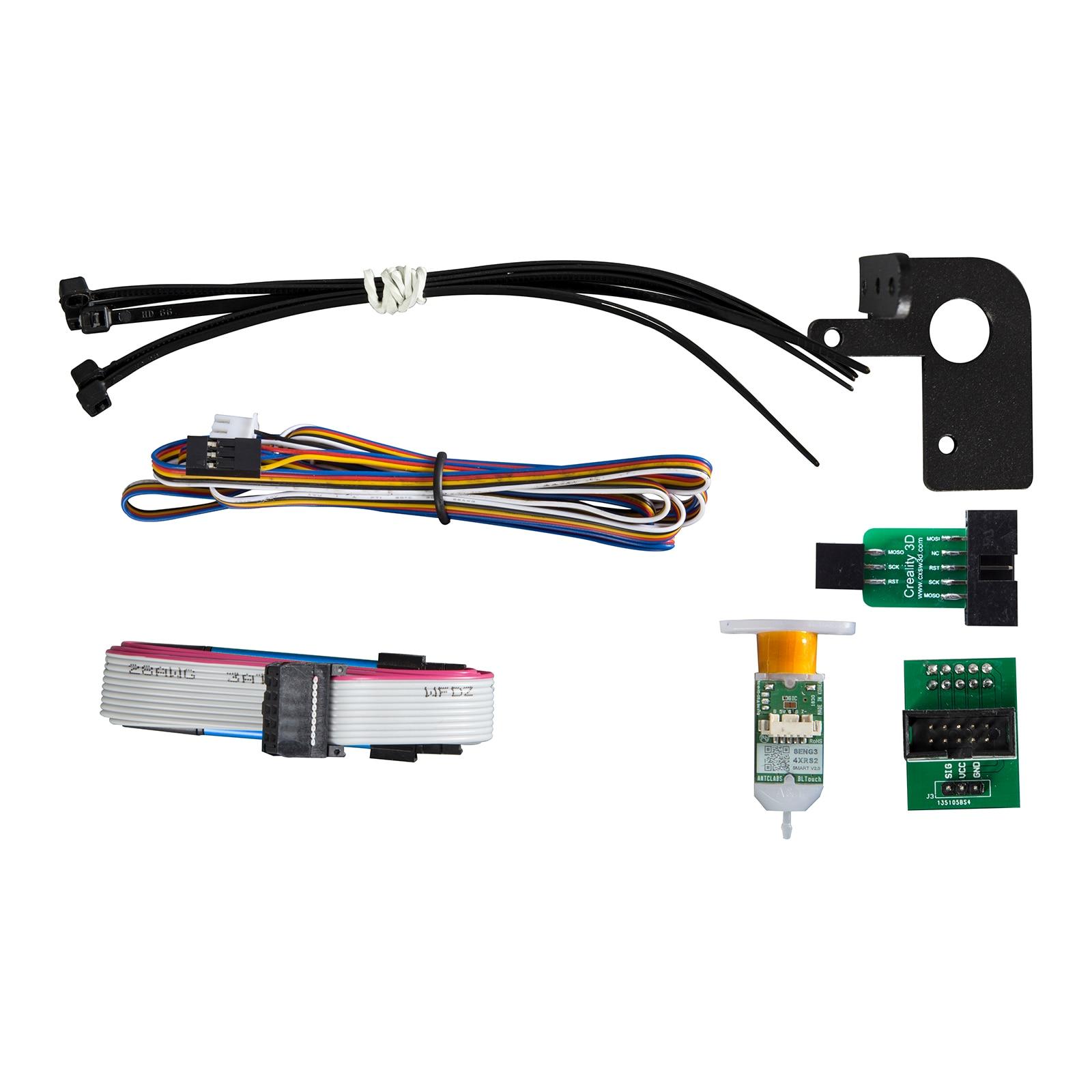Pièce d'imprimante 3D BL Touch capteur de nivellement de lit automatique pour imprimante 3D CR-10CR-10SPROENDER-3 Kits d'accessoires de remplacement