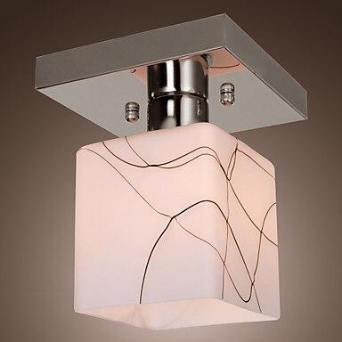 Stainless Steel Modern LED Ceiling Light For Living Room Lights ...