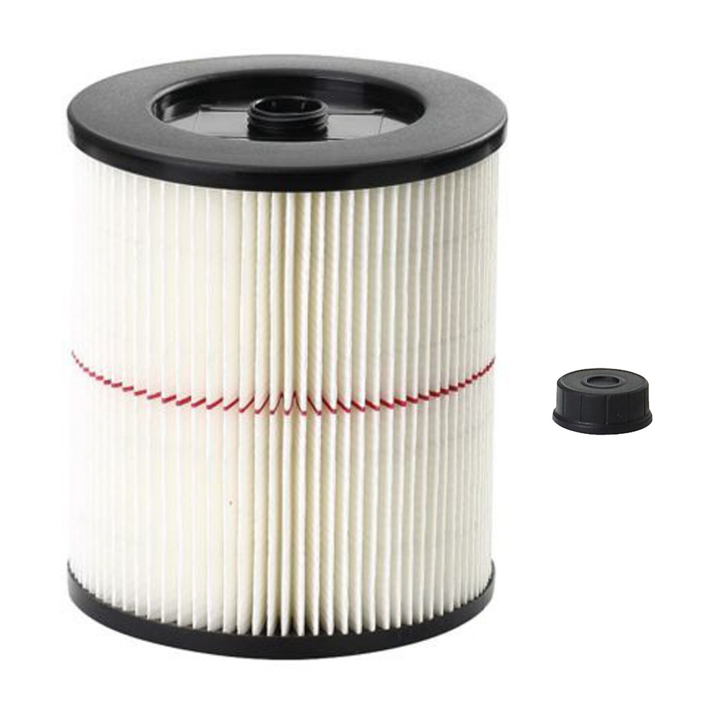 Super Quality for Shop Vac Filter fits for Craftsman 17816, 9-17816 Replacement Wet Dry Vac Air Filter for Shop Vacuum Parts chainsaw piston assy with rings needle bearing fit partner 350 craftsman poulan sm4018 220 260 pp220 husqvarna replacement parts