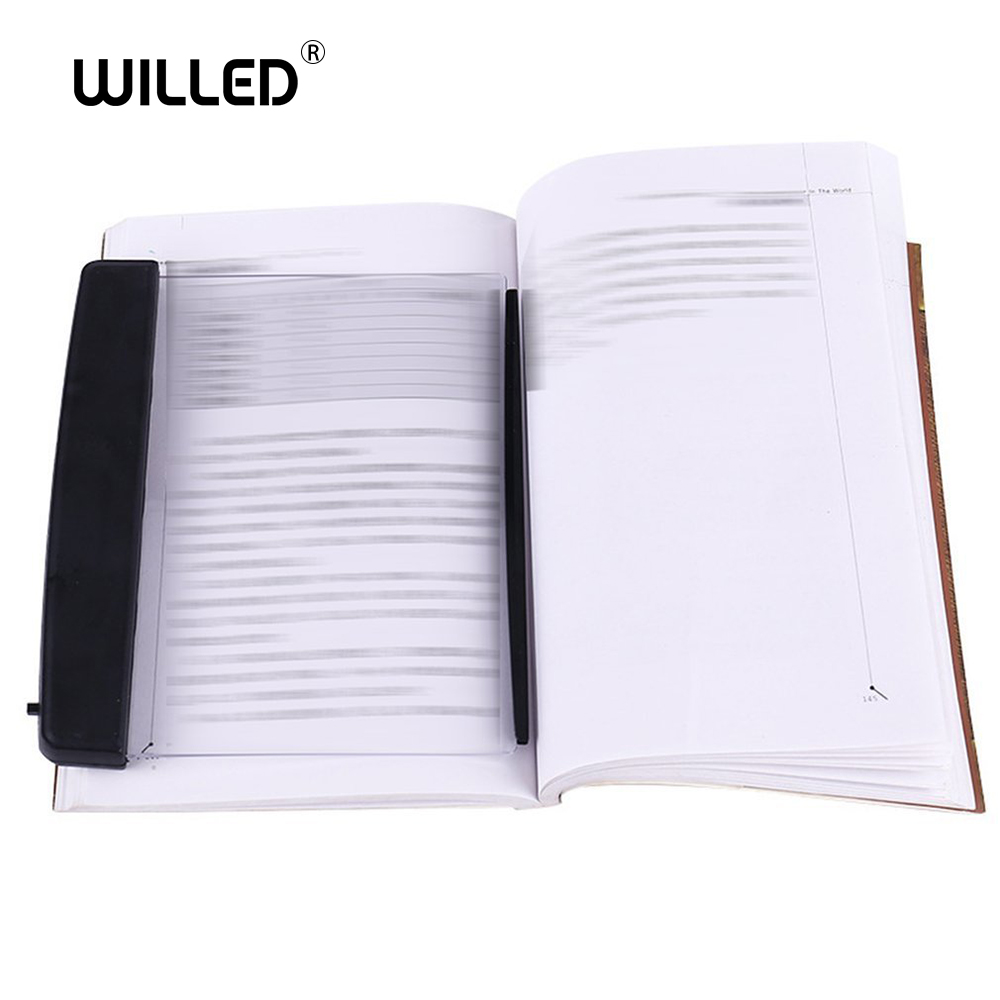 Battery led book light…