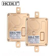 HCDLT 2PCS Premium 35W Error Free Canbus HID Xenon Ballast For Car Headlight Bulb Kit Xenon 35W EMC Canbus Ballast Car Styling