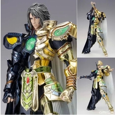 Bandai myth cloth di Saint Seiya Gemini saga kanon Lc Modello Action Figures Toy cmt in storelc model gemini saga kanon saint seiya myth cloth gold ex gemini saga kanon action figure