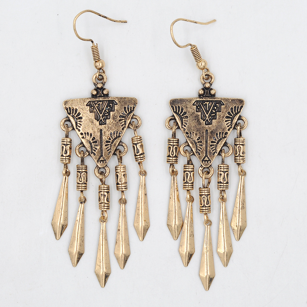Online Buy Wholesale hippie earrings from China hippie ...