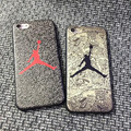 Homem salto moda air jordan michael jordan chicago bulls tpu phone case capa para iphone 6 6 s 6 plus 6 s plus 7 7 plus