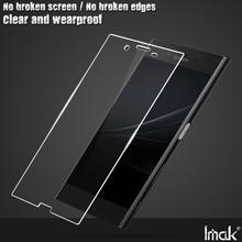 Для Sony Xperia XZ Премиум IMAK взрывозащищенные Ultra Clean Мягкие TPU Протектор Экрана Щит Пленка для Sony Xperia XZ Премиум