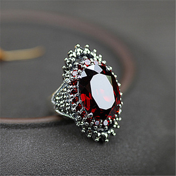 Vintage Crystal Zircon Ring Rings 2ced06a52b7c24e002d45d: 10|11|12|6|7|8|9|Resizable