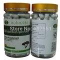 3 Garrafas de Cogumelo Reishi Ganoderma Lucidum (Shell-Quebrado) Spore 20:1 Extrato Da Cápsula 500 mg x 270 pcs