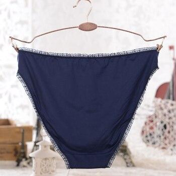Women's Smooth Brief Sexy High Cut Panties 1