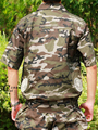 New Outdoor cooling Portable vest Summer for hot weather Air condition Clothing fishing hunting high temperature worker use camo