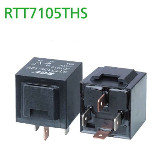 RGL 12V / 24V RTT7105 (JD1912) 80A small electromagnetic relay relay waterproof GM Electric Tools DIY Accessories