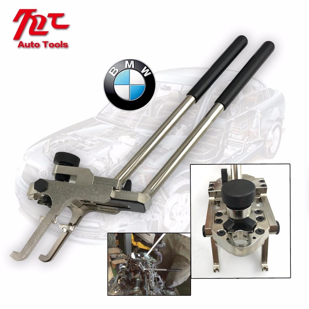 купить High Quality Valve Pressure Spring Installer and Remover Tool Plier For BMW N20 N26 N52 N55 Engine Professional Timing Tool по цене 6799.75 рублей