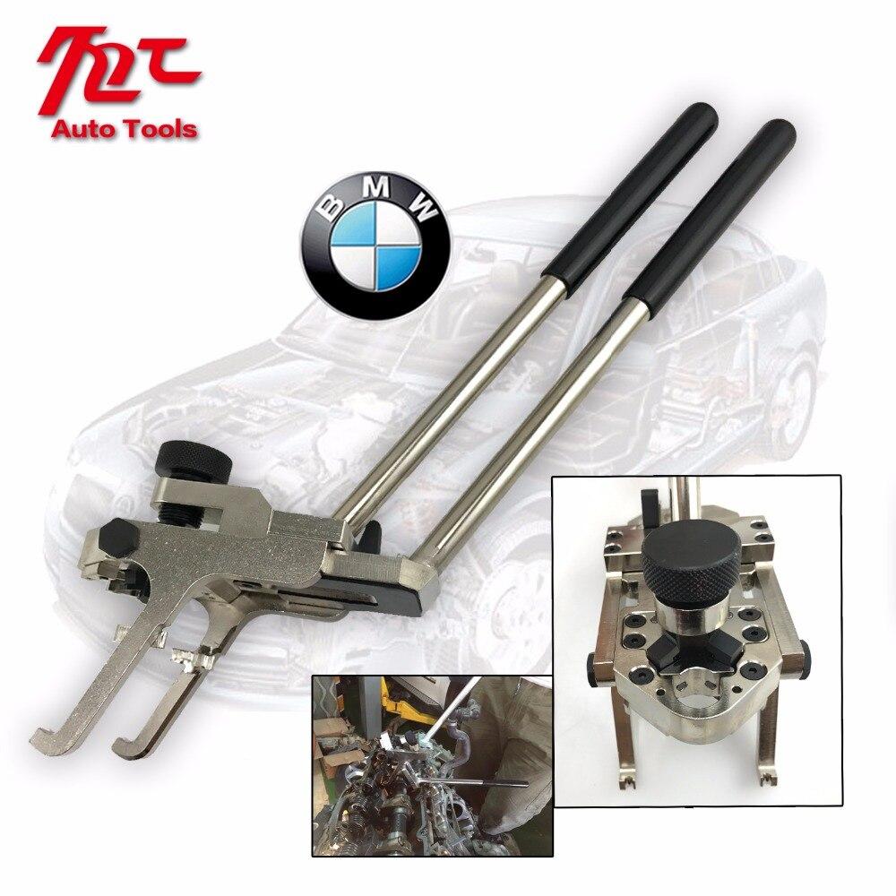 Pince à outils de haute qualité pour installateur de ressort de pression de soupape et dissolvant pour BMW N20 N26 N52 N55 moteur outil de distribution professionnel