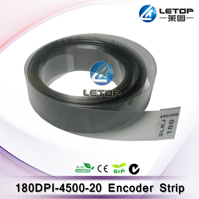 (5pcslot) inkjet printer encoder reader encoder strip for solvent printer 180-4500-2.0