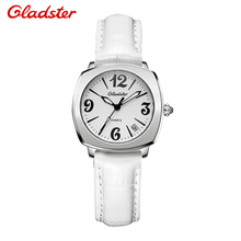 Brand Gladster Quartz-watch Watch Fashion Casual Ladies Dress Clock Women's Watches Female Clock Relojes Mujer Montre Femme 6025
