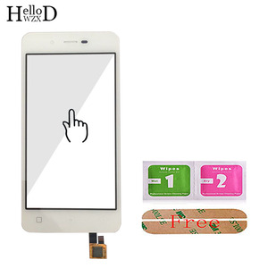 Image 5 - 4.7 Touch Screen Glass For Micromax Q380 380 Touch Screen Glass Digitizer Panel Front Glass Lens Sensor Tools Free Adhesive