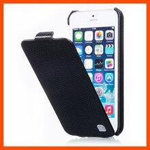 Для iphone 5 5s se оригинальный носо марка герцог настоящее натуральной кожи натуральной кожи крышку телефон case бесплатная доставка 9 цвет