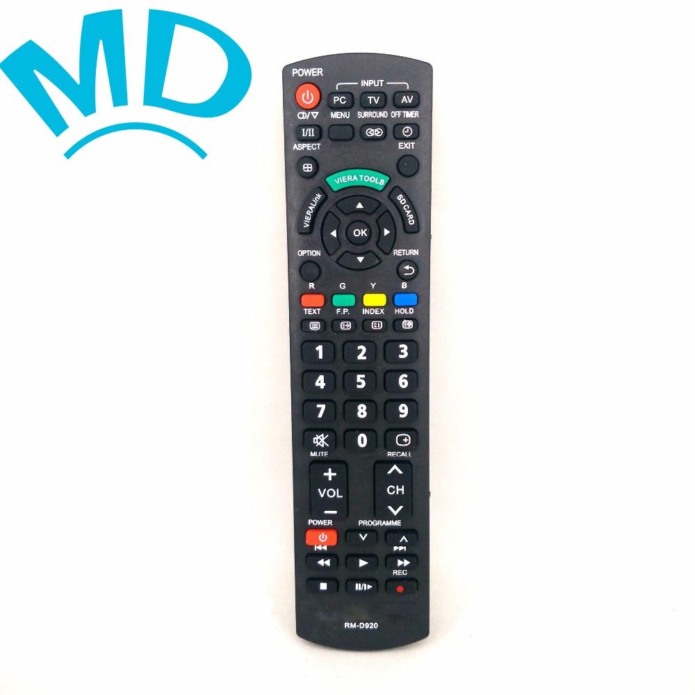 New remote control RM-D920 for Panasonic 3D TV Telecomando N