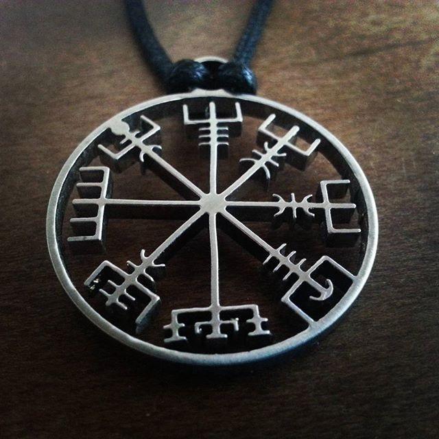 norse runic pendant necklace Viking Runes