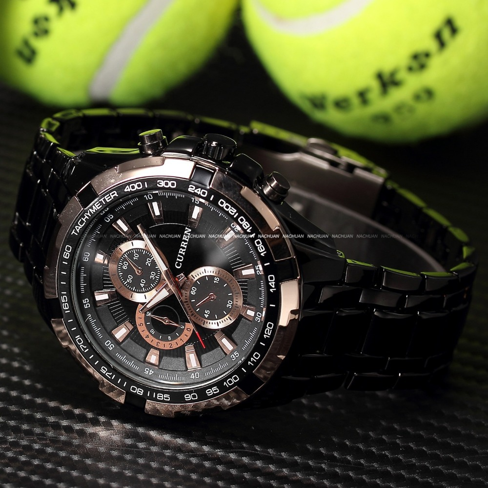 Fashion Sport Analog Watches Men's