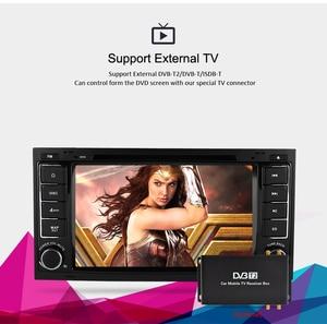 Image 4 - Octa Core Android 9.0 Vídeo Do Carro DVD Player Para Volkswagen Touareg/T5 2004 2011 Rádio FM GPS navegação Multimedia Stereo 4G RAM