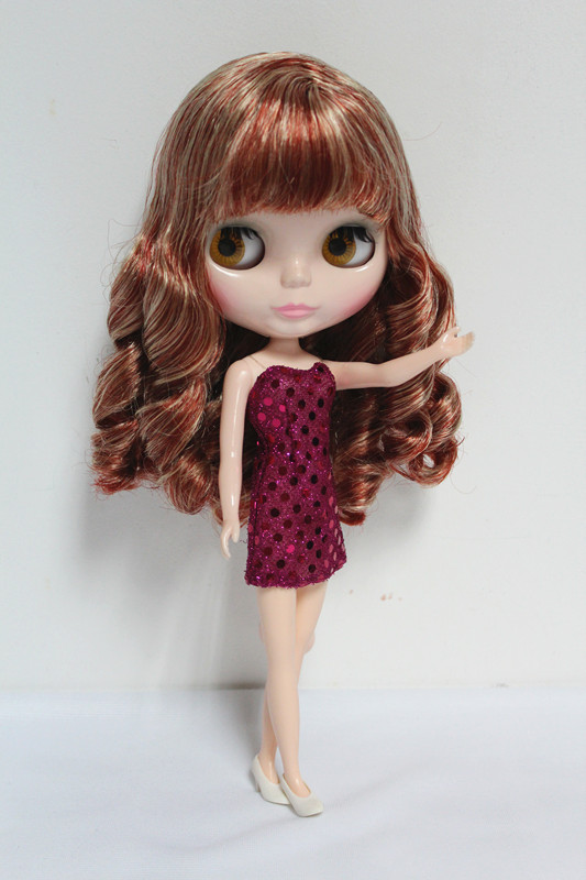 Free Shipping Top discount 4 COLORS BIG EYES DIY Nude Blyth Doll item NO. 47 Doll limited gift special price cheap offer toy free shipping top discount 4 colors big eyes diy nude blyth doll item no 116 doll limited gift special price cheap offer toy