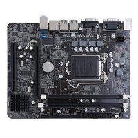 Professional Motherboard For H55 LGA 1156 2 DDR3 RAM 8G Board Desktop Computer Motherboard 2 Channel