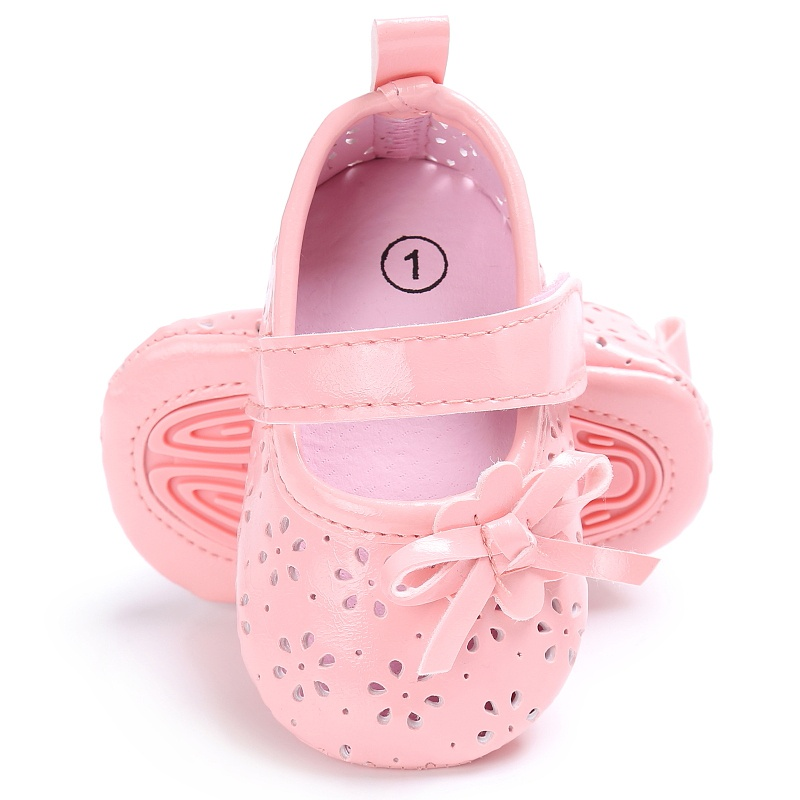 2017 2017 Baby Shoes Girl Summer Hollow Butterfly-knot sandals Shoes Cute Bebe sandals Shoes