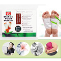 10pcs/box Detox Foot Patch Bamboo Vinegar Pads Improve Sleep Beauty Slimming Patch Adhesives Organic Herbal Cleansing Patches