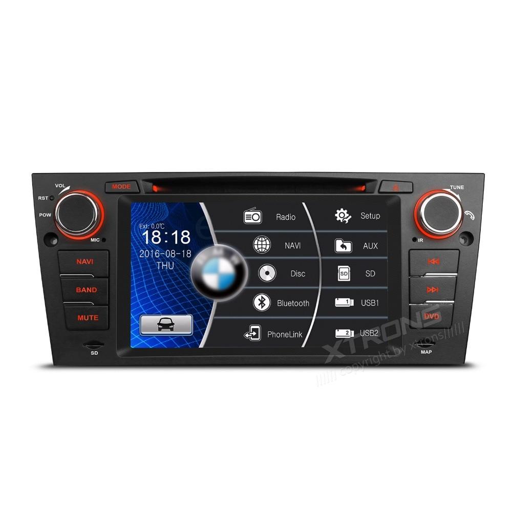 Xtrons 7'' 1 Din Car Dvd Player Gps Navigation Radio For Bmw E90 Rhaliexpress: 2007 328i Bmw Screen Radio At Elf-jo.com