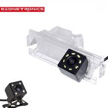 Автомобильная CCD камера ночного видения HD заднего вида для Kia K2 Rio 3 хэтчбек Ceed 2013 hyundai Accent Solaris Verna I30