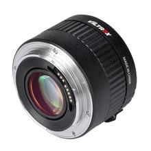 Viltrox C-AF 2X Magnification Teleplus Teleconverter AF for Canon EOS EF Lens