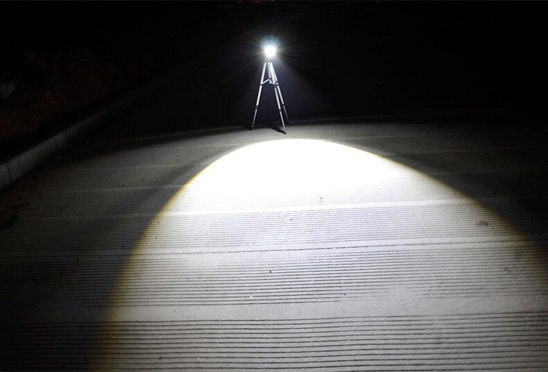 Illuminazione Esterna Lanterna : Ad alta potenza luci di illuminazione esterna micro usb potente led