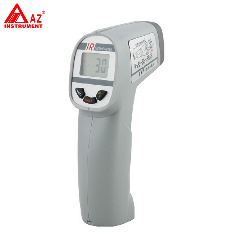 Infrared Thermometer AZ-8888 Measuring range -20 ~ 260C measuring range 0