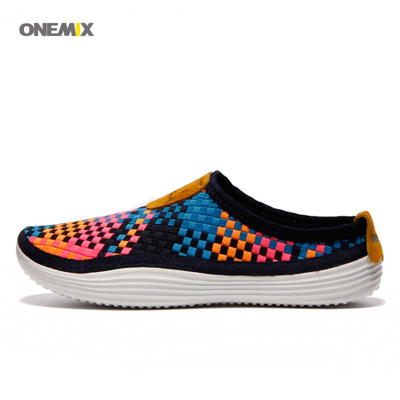 ONEMIX Free 1101 Hot wholesale athletic Womens knitting Sneaker Training Sport Running shoes