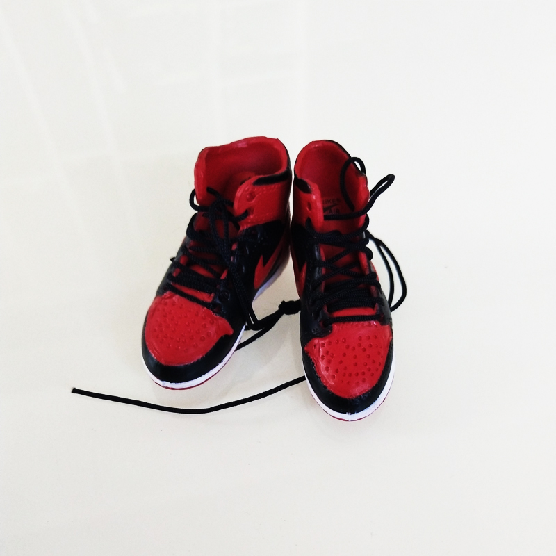 """1//6 Scale Male Sport Jogging Running Shoes For 12/"""" Action Figure Toy Accessories"""