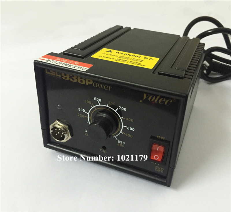 Static Iron Soldering Thermostat Iron Station New 110V Shipping Electric 936 Free Adjustable 220V Soldering Anti Welding