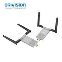 Air Prime 200 M/656FT 5,8 ГГц Беспроводной Wi Fi HDMI Аудио Видео удлинитель передатчик Отправитель приемник комплект с ИК Loop Out