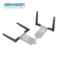Air Prime 200M/656FT 5.8GHz Wireless WIFI HDMI Audio Video Extender Transmitter Sender Receiver Kit With IR Loop Out