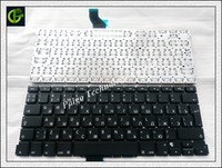 Russian Keyboard For Macbook Pro Retina 13 A1502 ME864 ME866 2013 No Backlit RU Black Laptop