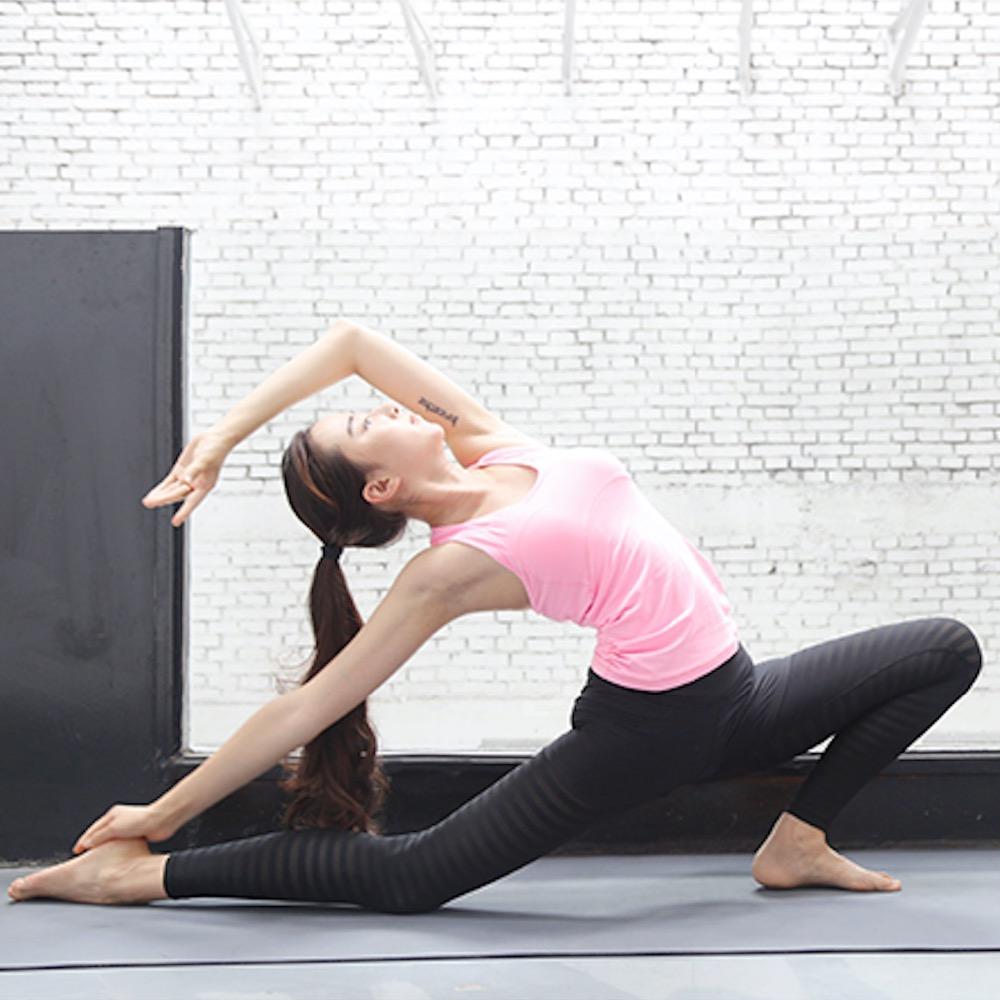 Prix pour UU Femmes de Sport Compression Courir Yoga Fitness Pantalon Maille Élastique Collants Peaux Pantalon Bas Printemps Noir