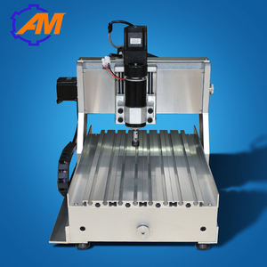 China Low Cost 3 Axis Vertical Mini Metal CNC Milling Machine For Sale|Wood Routers|Tools -